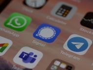 la app de Telegram
