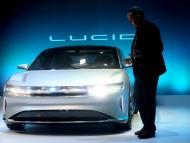 El consejero delegado de Lucid Motors, Peter Rawlison