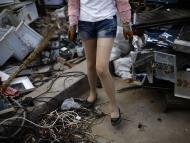 desechos electrónicos, basura electrónica