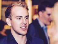 Devin Finzer, cofundador y CEO de OpenSea.
