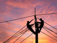 Electricistas.
