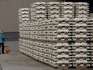 Fábrica de aluminio.