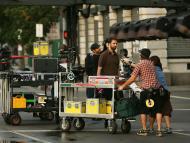 Hollywood equipo de producción