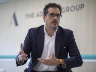 Iker Barricat, director general de Adecco en España.