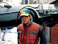 Marty McFly en Regreso al Futuro 2