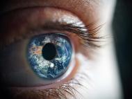 ojo humanos vista planeta Tierra