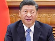 Presidente chino, Xi Jinping