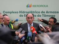 El presidente y consejero delegado de Iberdrola, José Ignacio Galán.