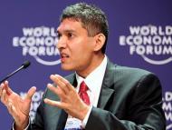El profesor de Economía, Eswar Prasad.
