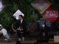 Sesión del South Summit en la que se presentó el informe Dealroom