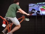 Simulador de motocicleta