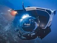Submarino en crucero