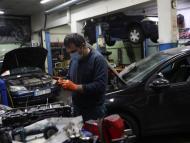 Taller mecánico en Madrid