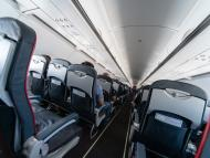 Turbulencias avión