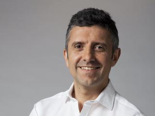 Cesar Hernández, director general de Marketing de Mahou San Miguel.