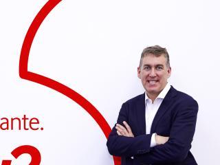 Colman Deegan, consejero delegado de Vodafone España.