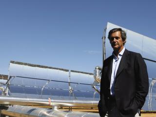 Jose Manuel Entrecanales, Presidente de Acciona