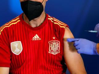 Campaña de vacunación contra el COVID-19 en Ronda