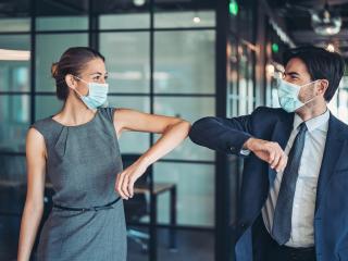 Vuelta a la oficina tras la pandemia