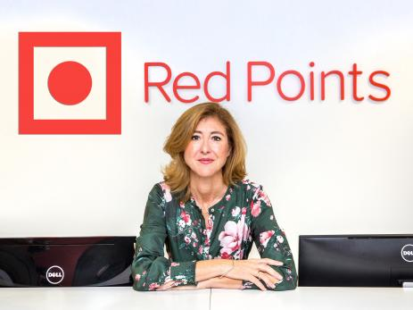 Laura Urquizu, presidenta del Global LegalTech Hub y CEO de Red Points
