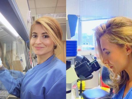 LadyScience TikTok ciencia