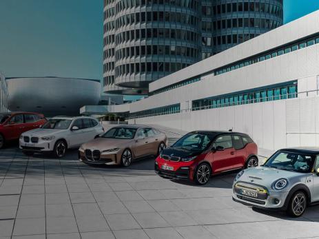 BMW marca de automóviles más sostenible