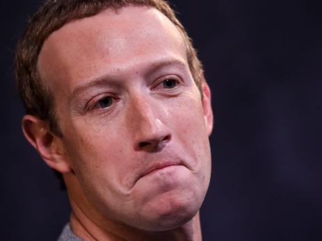 Mark Zuckerberg, CEO de Facebook.