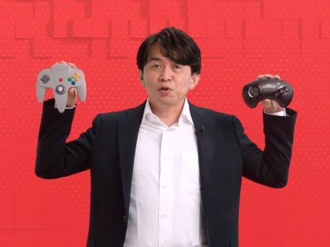 Mandos de Nintendo 64 y Mega Drive para Nintendo Switch