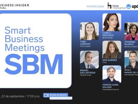 XVIII Smart Business Meeting cartel definitivo cosmética y belleza