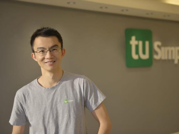 Xiaodi Hou es el fundador, presidente y director de Tecnología de TuSimple.