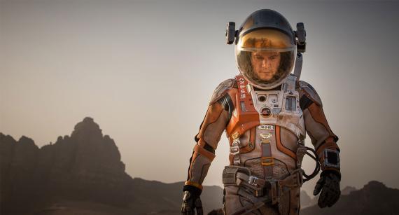 Ganadores del concurso Marte (The Martian)