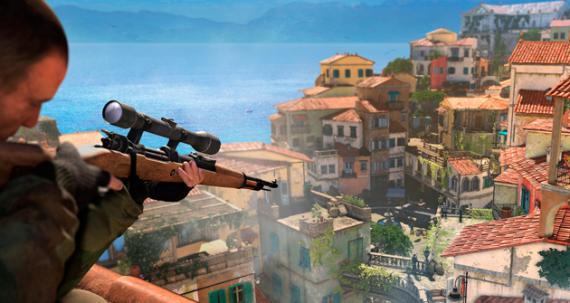 Sniper Elite 4 para PS4, Xbox One y PC - Primer tráiler