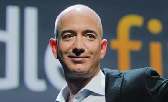 Jeff Bezos, el fundador de Amazon, ya es la persona más rica del mundo