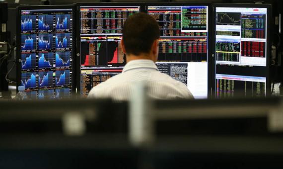 Corredor de bolsa de valores para criptomonedas