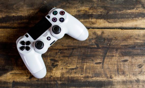 Mando PS4 Videojuegos