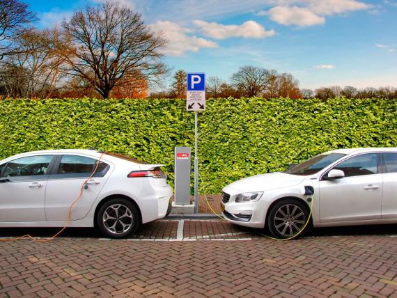 Subvenciones coche eléctrico