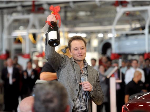 Tech Trends 2018 frog-Elon Musk, fundador de Tesla