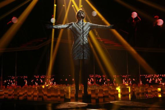Amaia Romero canta 'Shake it out' en la Gala 9 de OT2017.
