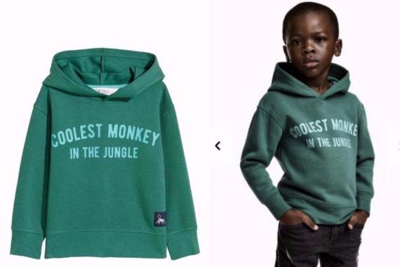 Este es el anuncio de H&M acusado de racista