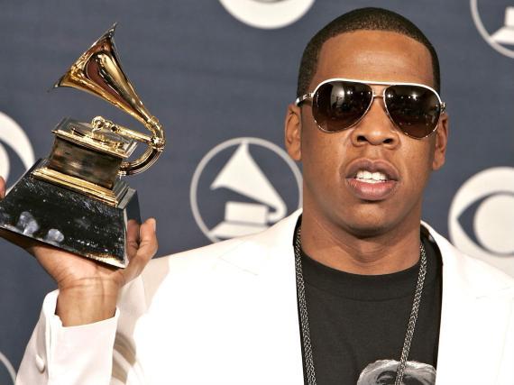 El rapero estadounidense Jay-Z.