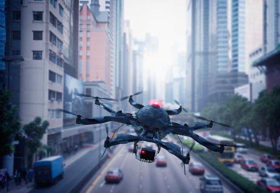 Drones coches autónomos