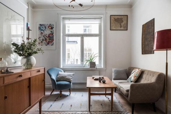 Salón de Dalagatan, 74 (Estocolmo).
