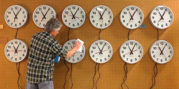 Facebook inventa una nueva unidad del tiempo