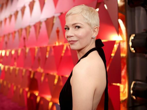 Michelle Williams ha estado nominado cuatro veces a los Oscar pero nunca ha ganado.