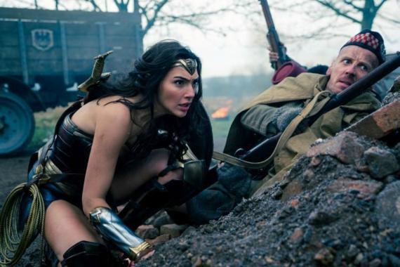 Razones por las que Wonder Woman merece un Oscar a la mejor película