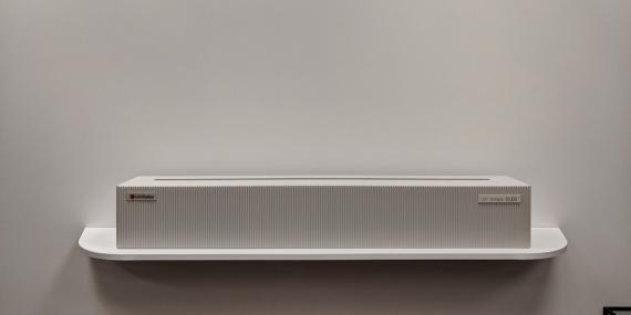 TV LG OLED Enrollable CES