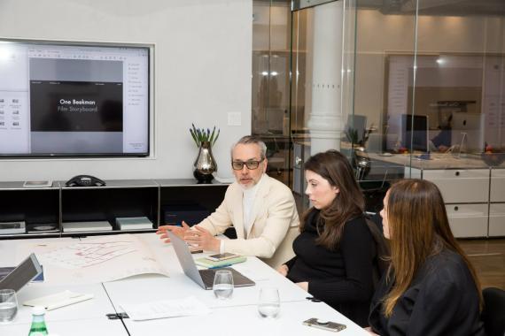"""""""El tiempo es el último lujo"""", asegura el agente inmobiliario de Nueva York (EE. UU.) Leonard Steinberg"""