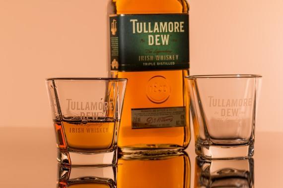 Whiskey Irlandés