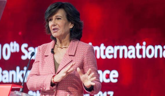 Ana Patricia Botín es una de las tres presidentas de consejos de administración del IBEX-35.