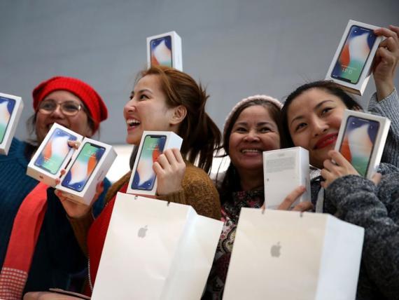 Tanto a Apple como a Samsung les vendría bien un poco más de este entusiasmo.